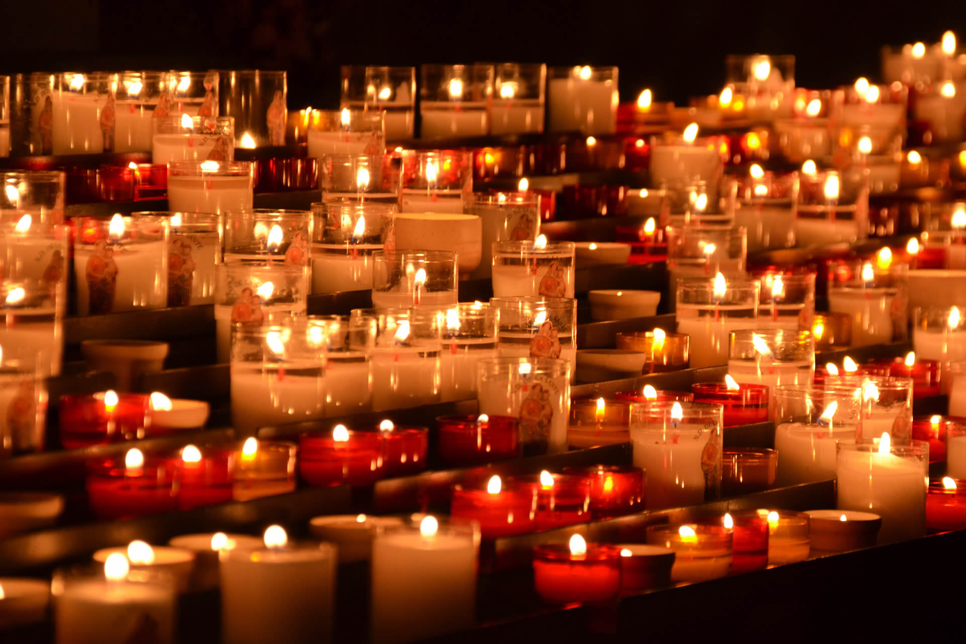 Candles by Irina Anastasiu